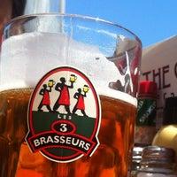 Das Foto wurde bei Les 3 Brasseurs von Joel H. am 5/27/2013 aufgenommen