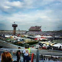 Photo taken at Richmond International Raceway by Graves A. on 4/27/2013