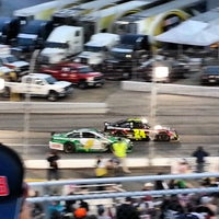 Photo taken at Richmond International Raceway by Graves A. on 4/28/2013