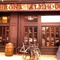 Photo taken at Bronx Alehouse by Kris R. on 4/13/2013