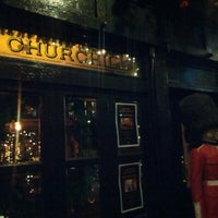 Photo taken at The Churchill by Claude N. on 12/10/2012