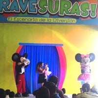 Photo taken at Travesuras Fiestas Infantiles by Rosalinda R. on 8/6/2017
