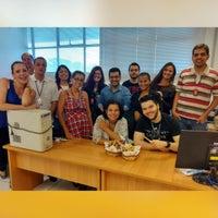 Photo taken at SECOM - Secretaria de Estado de Comunicação Social by Fabiano A. on 12/18/2015