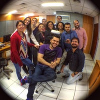 Photo taken at SECOM - Secretaria de Estado de Comunicação Social by Fabiano A. on 7/3/2015
