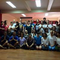 Photo taken at ITM - International Training Massage School by Simona B. on 5/2/2014