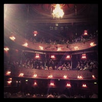 Photo taken at Theatre Royal Stratford East by Graham D. on 4/27/2013