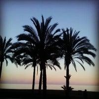 Photo taken at Caleta Playa by 110010010011010 on 4/30/2013