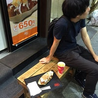 Photo taken at 銀だこ 浅草店 by isam on 9/23/2015