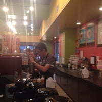 Photo taken at BIGGBY COFFEE by Lindsey O. on 3/19/2014