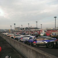 Photo taken at Twin Ring Motegi by Saku Y. on 11/3/2013