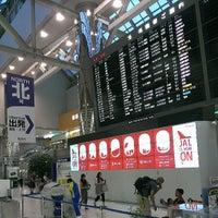 Photo taken at NRT Terminal 2 by Saku Y. on 6/9/2013
