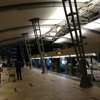 Photo taken at CityCenter Tram (Bellagio) by Saku Y. on 1/10/2013