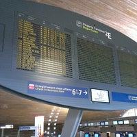 Photo taken at Terminal 2E by Saku Y. on 5/23/2013
