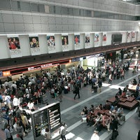 Photo taken at HND Terminal 1 by Saku Y. on 5/6/2013