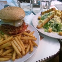 Photo taken at Burger Chef by Rigas P. on 2/26/2014