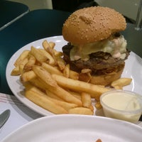 Photo taken at Burger Chef by Rigas P. on 1/29/2014