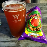 Photo taken at Wylam Brewery by Adam J. on 10/30/2016