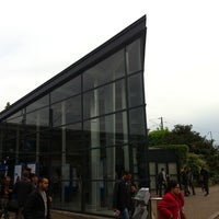 Photo taken at Gare SNCF des Mureaux by Adrien J. on 4/23/2014