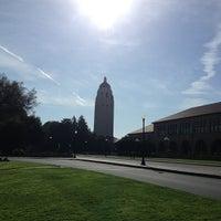 Photo taken at Stanford University by iKon on 3/10/2013