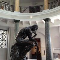 Photo taken at Rodin Sculpture Garden by iKon on 3/10/2013