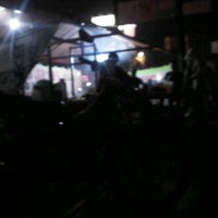 Photo taken at Pecel Lele Pak Prio by stepanus w. on 2/23/2013