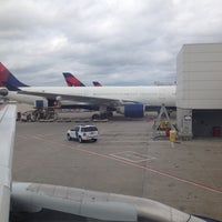 Photo taken at Delta Flight 951 DTW to AUS by Andrew P. on 8/2/2013