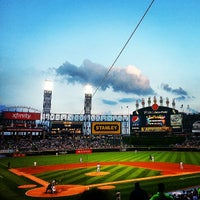 Photo taken at Guaranteed Rate Field by Jose B. on 5/22/2013