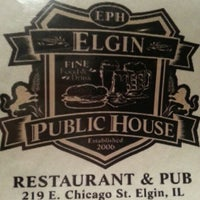 Photo taken at Elgin Public House by Jose B. on 12/1/2012