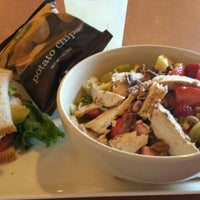 Photo taken at Panera Bread by tanya f. on 5/18/2015