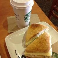 Photo taken at Starbucks by Fernanda G. on 9/12/2013