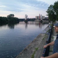 Photo taken at Riverfront Park by Stephen R. on 7/22/2013