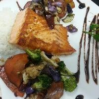 Photo taken at Sushi Box by Sushi Box B. on 7/9/2014