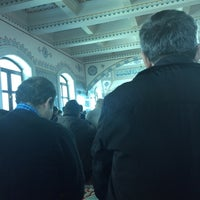 Photo taken at Sacit Ateş Camii by Mahdi Ghaffarirafie on 11/20/2015