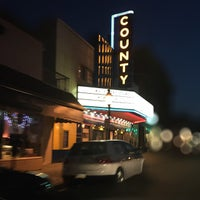 Photo taken at County Theater by Barry P. on 4/22/2015