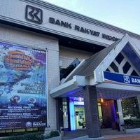 Photo taken at Bank BRI by Gian V. on 5/11/2016