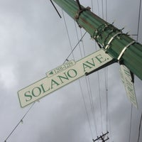 Photo taken at Solano Avenue by David S. on 11/30/2012