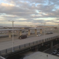 Photo taken at JFK AirTrain - Terminal 8 by David S. on 12/11/2012