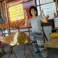 Photo taken at วัดอุทัยธรรมาราม by Little G. on 5/23/2014