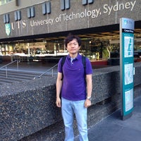 Photo taken at UTS Building 2 by Joon-Sang L. on 6/16/2014