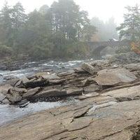 Photo taken at Falls Of Dochart by Kęstutis M. on 10/16/2015
