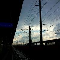 Photo taken at Bahnhof Tullnerfeld by David S. on 8/3/2014
