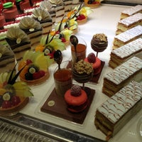 Photo taken at Jean Philippe Patisserie by Belinda T. on 4/13/2013