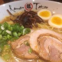 Photo taken at Ramen Tatsu by Belinda T. on 5/31/2016