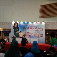 Photo taken at Pesada Convention Center by Mohd M. on 9/26/2014
