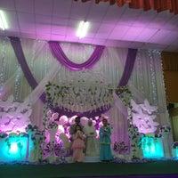 Photo taken at Dewan Serbaguna Mositun by Aiashah on 7/16/2016