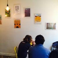 Photo prise au Le Peloton Café par Jean N. le1/10/2017
