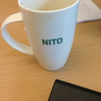 Photo taken at NITO by Kyrre A. on 5/27/2013
