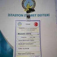 Photo taken at Trabzon Özel Harekat Şube Müdürlüğü by Mustafa U. on 5/23/2017