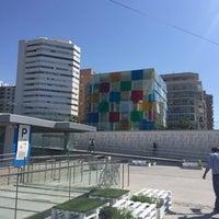 Foto tomada en Centre Pompidou Málaga por Marga C. el 4/6/2017