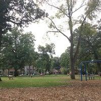 Photo taken at Brevoort Park by Marga C. on 10/6/2013
